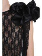 Magda Butrym Korononka Topwear In Black Polyamide - black