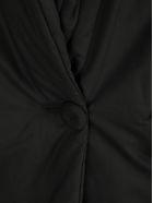 MM6 Maison Margiela Mm6 Ruched Blazer - BLACK