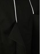 Burberry London Piping Detail Skirt - BLACK