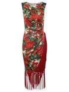 Dolce & Gabbana Floral Print Dress - floral