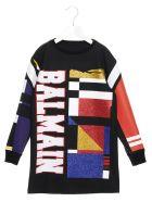 Balmain Dress - Multicolor