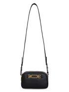 Bally Venni Leather Shoulder Bag - black