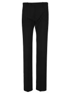 Bottega Veneta Straight-leg Tailored Trousers - BLACK