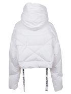 Khrisjoy Shorty Puffer Jacket - White