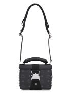 MCM Jemison Crossbody Bag - black