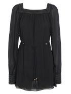 Saint Laurent Dress - Noir