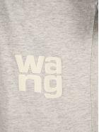 T by Alexander Wang Logo T-shirt - GREY