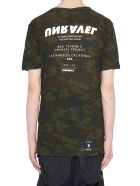 Ben Taverniti Unravel Project T-shirt - Multicolor