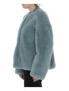 Jil Sander Linus Fur - Dark grey