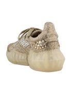 Jimmy Choo Diamond Sneakers - Gold