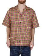 MSGM Multicolor Checkered Shirt - Multicolor