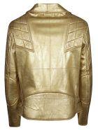 Golden Goose Chiodo Yasu Biker Jacket - Gold