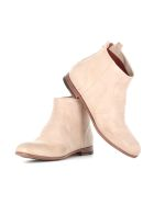 Silvano Sassetti Ankle Boots - Ivory