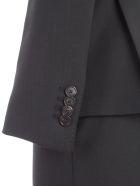 Tagliatore Suit Single Breasted W/slits - Black