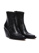 Barracuda Cowboy Boots - NERO
