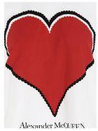 Alexander McQueen 'graphic Heart' T-shirt - 0900