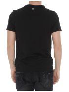 Philipp Plein T-shirt With Logo - Black