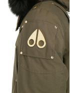 Moose Knuckles Stag Lake Parka - Army/black
