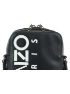 Kenzo Bandolier Bag - Black