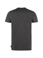 Philipp Plein Cotton Crew-neck T-shirt - grey