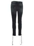 Ben Taverniti Unravel Project Unravel Unravel Project Ripped Skinny Jeans - BLACK
