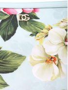Dolce & Gabbana Necessaire Piatto Leather Clutch - Tropical Print