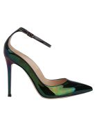 Gianvito Rossi Decolette Shoes - Black