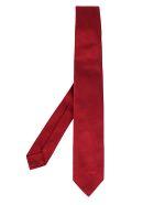 Barba Napoli Red Silk Tie - Red
