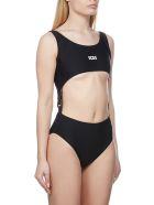 GCDS Swimwear - Nero