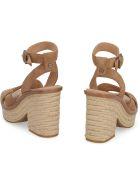 UGG Carine Suede Sandals - brown