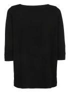 Charlott Oversized T-shirt - Nero