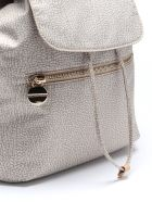 Borbonese Backpack Medium - Beige