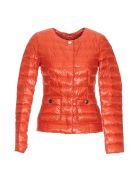 Herno Light Down Jacket - Orange