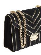 MICHAEL Michael Kors Whitney Shoulder Bag - NERO