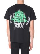 Givenchy Givenchy Snake Embroidered T-shirt - NERO