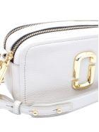 Marc Jacobs Leather Shoulder Bag - Cream