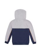 Kenzo Kids Cotton Hoodie - grey