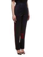 Calvin Klein Classic Trousers - Blu scuro rosso