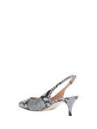 Pollini Lora Slingback - Blu