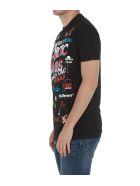 Dsquared2 Arctic Twins T-shirt - Black