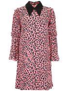 Vivetta Leopard Printed Midi Dress - Basic