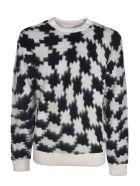 Marcelo Burlon Sweater - Blackwhite