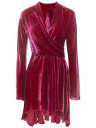 Maria Lucia Hohan Nola Dress - Fuxia