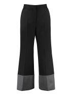 Loewe Wool Trousers - black
