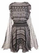 Fausto Puglisi Dress - Grey