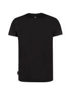 Philipp Plein Patch Detail Cotton T-shirt - black