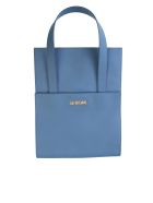 Jacquemus Le Sac Murano Leather Belt Bag - Blue