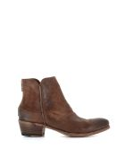 """Pantanetti Ankle Boots """"12161b"""" - Brown"""