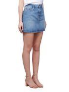 Frame Skirt - Blu