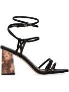 Sam Edelman Doriss Heeled Sandals - black